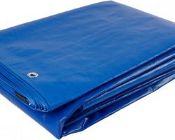 Тент облегченный 60 гр (цвет голубой)