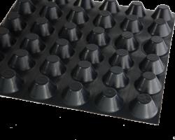 Профилированная геомембрана Тефонд  2,07*20 м.п, 41,4 м2