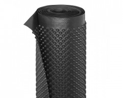 Профилированная геомембрана Тефонд  HP 2,07*20 м.п, 41,4 м2