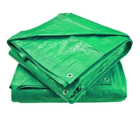 Тент облегченный 90 гр (цвет зеленый)