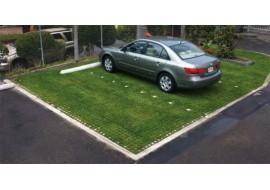 Экопарковка или как выбрать газонную решетку?