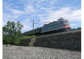 Защита откосов автомобильных и железных дорог