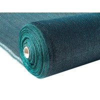 Фасадная сетка (затеняющая), шир. 3*50 м.п, зеленая, 80 гр