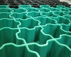 Газонная решетка Гео Газон зеленая 40мм