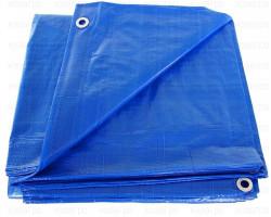 Тент облегченный 180 гр (цвет синий)